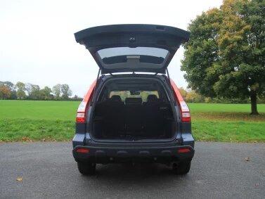 Honda Crv Dog Friendly Review Boot