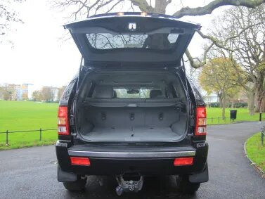Jeep Grand Cherokee Dog Friendly Review Boot