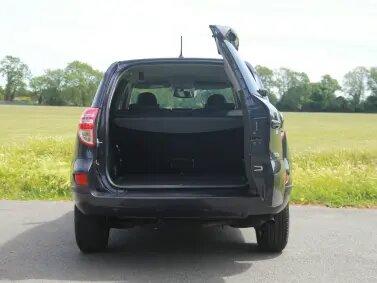 Toyota Rav4 Dog Friendly Review Boot