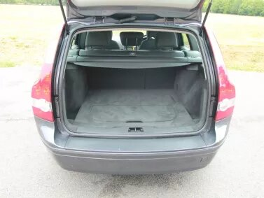 Volvo V50 Dog Friendly Review Boot