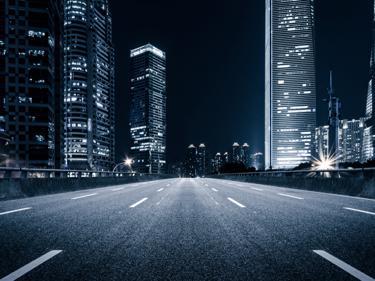 City At Night1